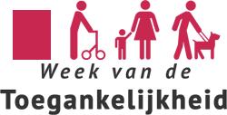 Logo Week van de Toegankelijkheid